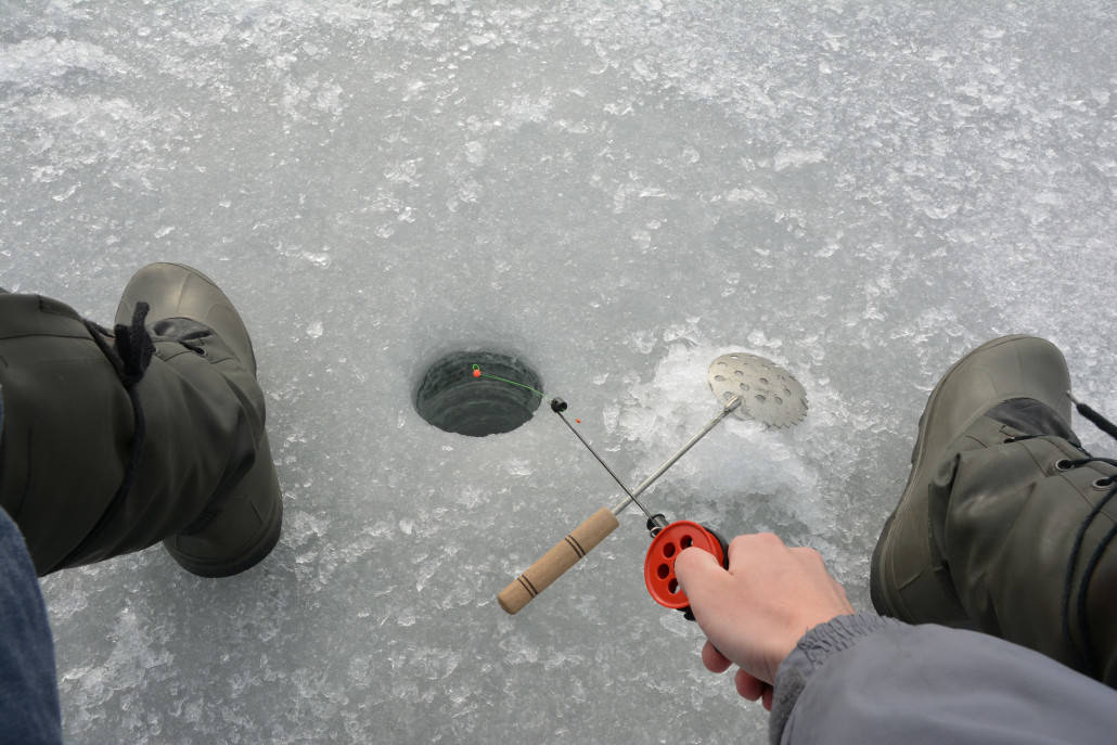Despite A Delayed Start Alaska S Ice Fishing Has Begun