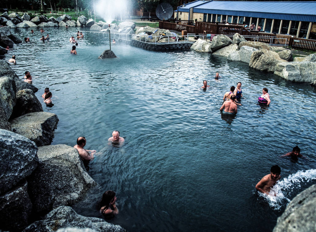 Must See Hot Springs In Your Alaska Car Rentals Avis Alaska