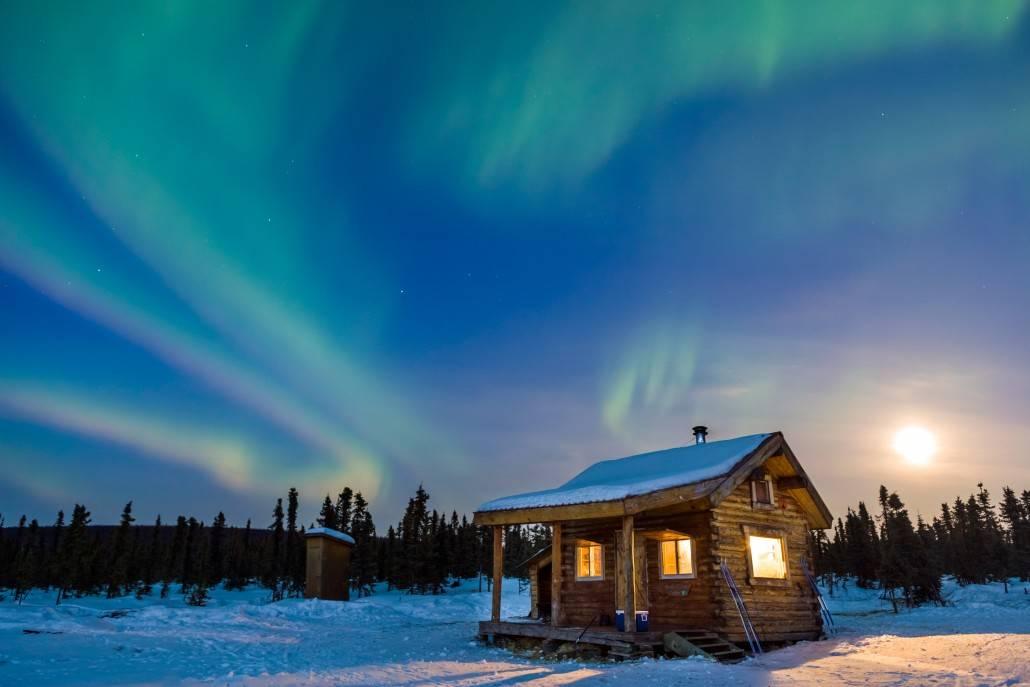 Bush Cabins Are Disappearing From Alaska Avis Alaska